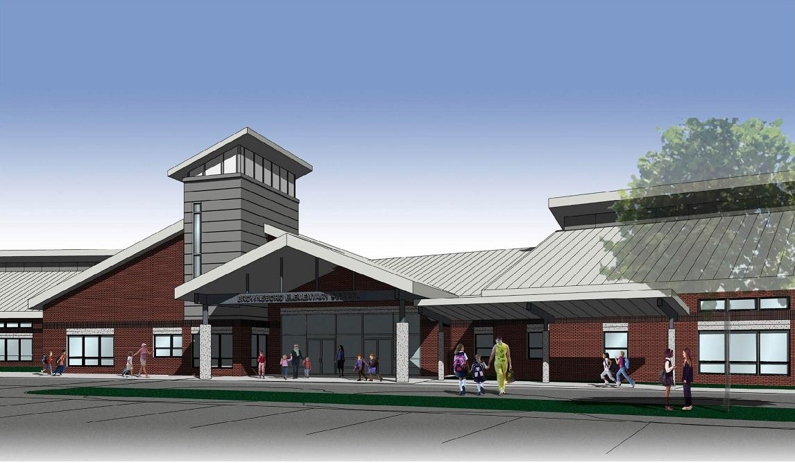 Project Spotlight New Brownsboro Elementary School For