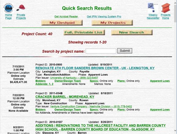 QuickSearchAaron